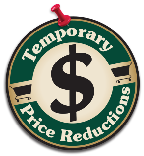 Temporary Price Reductions